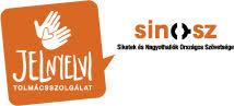 SINOSZ Jelnyelvi Tolmácsszolgálat Logo